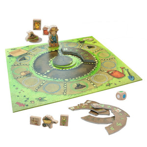 Little Garden - A Cooperative Board Game