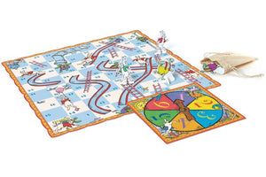 Slips and Ladders Board Game