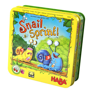 Snail Sprint! - A Magnetic Snail Racing Game