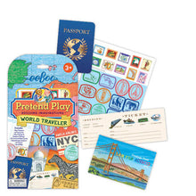 Load image into Gallery viewer, World Traveler Pretend Play Set