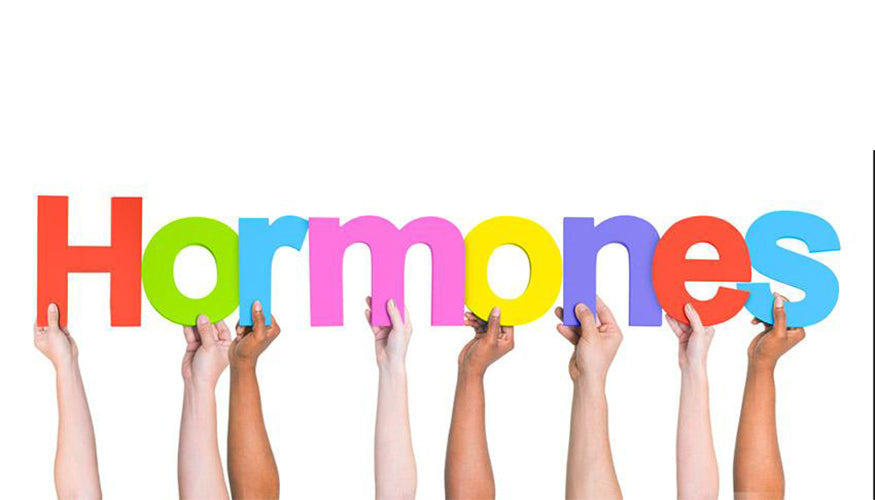 These symptoms might indicate that your hormones are imbalanced