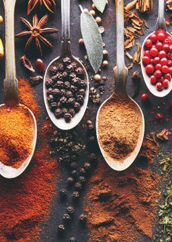 The Top 101 Herbs and Spices for Healing