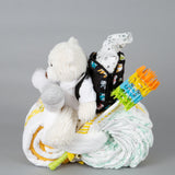 Buttercup - Small nappy cake bike