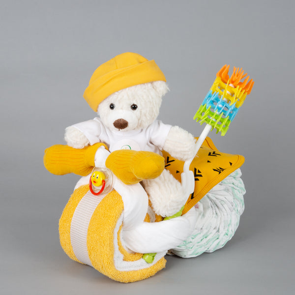Honey Junior - Small nappy cake bike