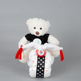 Pebbles - Mini nappy cake bike