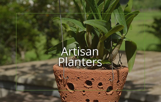 Artisan Planters - Big Grass Living