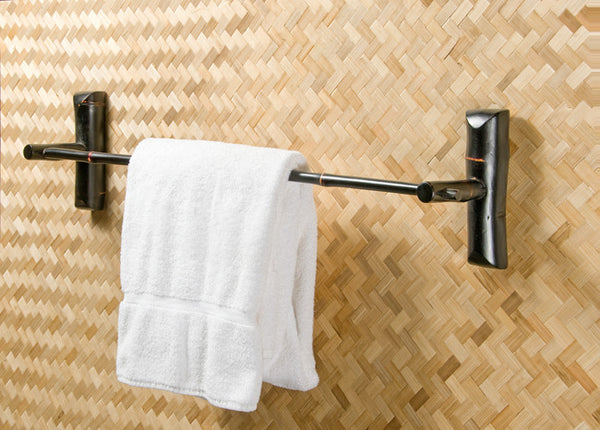 Sabai Bamboo Towel Bars