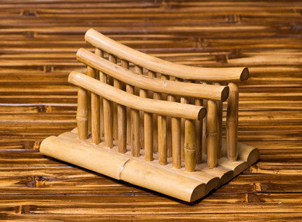Sabai Bamboo Letter Holder