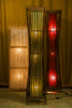 Noi Square Bamboo Strip Floor Lamp