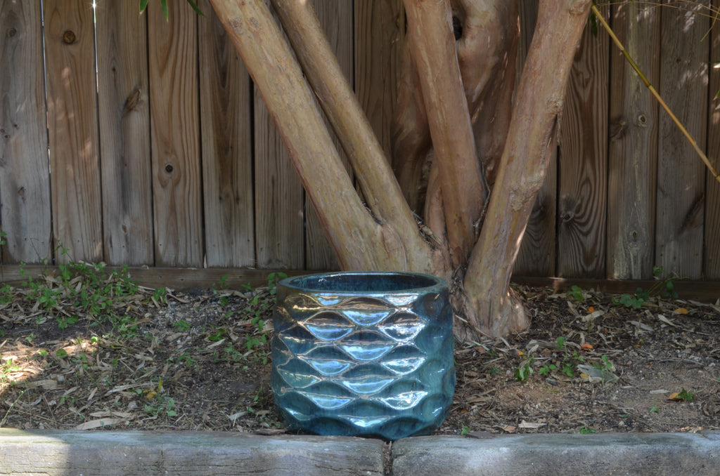 Nova Jade Green Planter