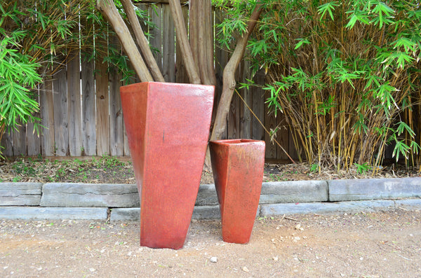 Sienna Twist Planter