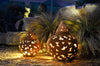 Kanok Garden Lanterns Large: 4 pcs/unit. Unit Price: $209.00