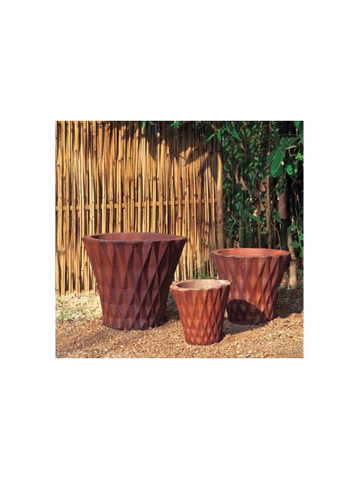 Diamond Tapered Planter