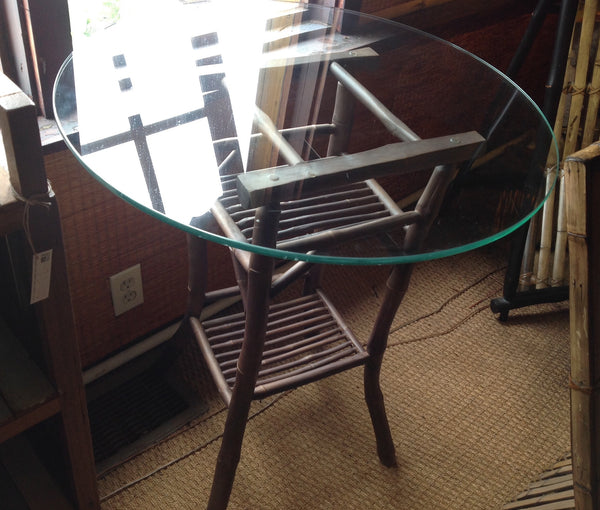 Bistro Table / Glass top