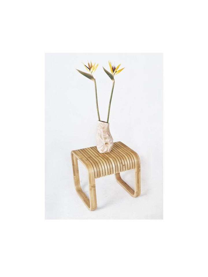 Loi Infinity Bamboo Side Table