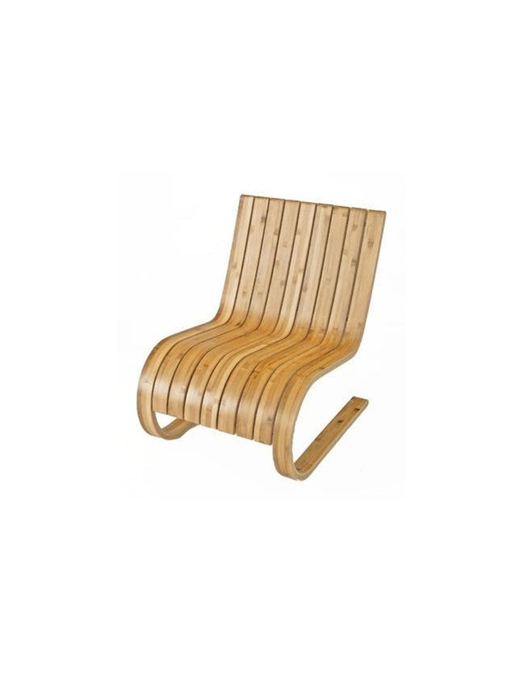 Loi Wave Bamboo Chair
