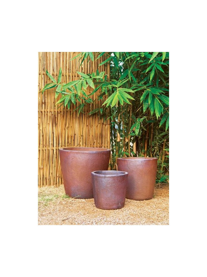 Rustic Tapered Planter