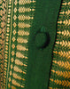 Thai-Yabera Shirt - Forest Green