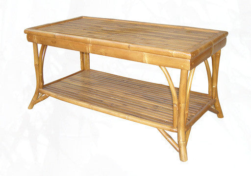 Sabai Bamboo Coffee Table
