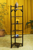 Sabai Bamboo Corner Shelf