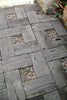 Wood Grain Concrete Pavers, unstained