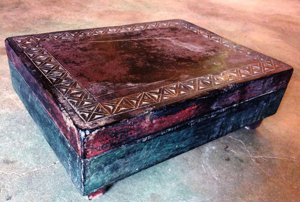 Antique Altar Box