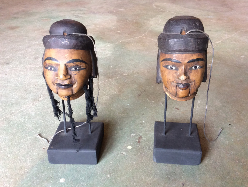 Antique Puppet Head