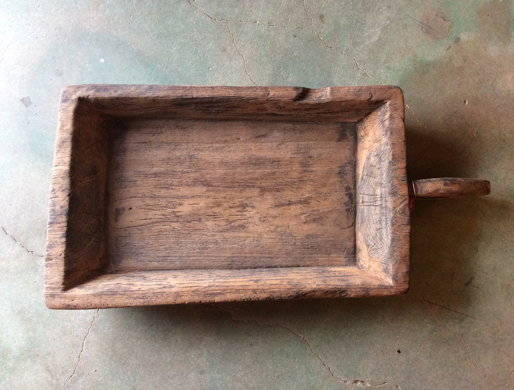 Antique Rice Tray