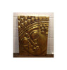 Buddha Tryptich Panel Gold 3-Piece