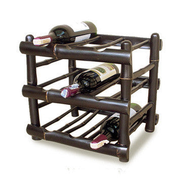 Sabai Bamboo Wine Rack