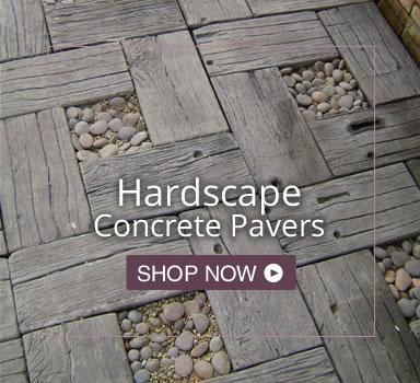 Concrete Pavers  - Big Grass Living