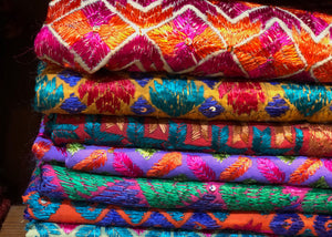 Fine Handcrafted Textiles