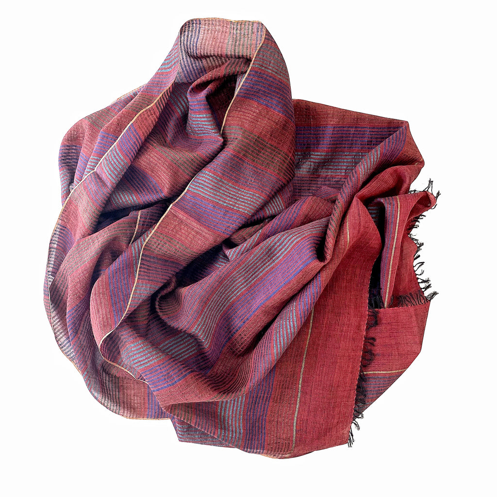 1479 Cotton Silk Scarf