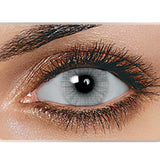 Fancylook Solotica yearly Contact Lenses Icy Gray (2pcs/box)