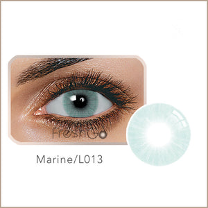 Fancylook Solotica yearly Contact Lenses Marine Green (2pcs/box)