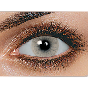 Fancylook Solotica yearly Contact Lenses Ochre Brown (2pcs/box)