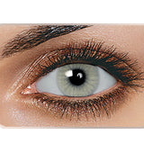 Fancylook Solotica yearly Contact Lenses Quartz Gray (2pcs/box)