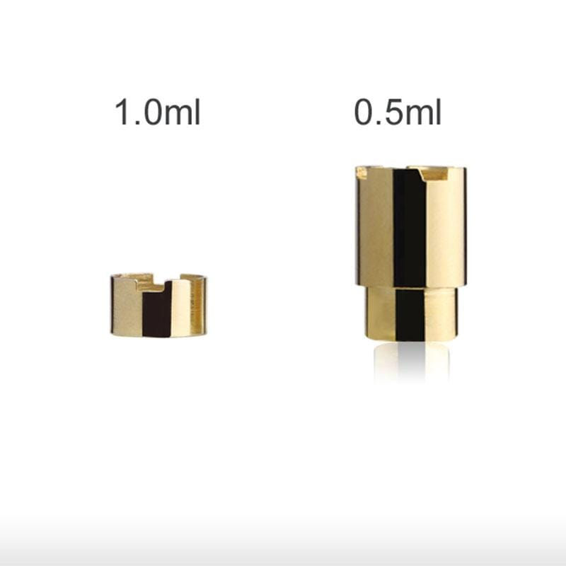 Magnetic Adapter 510 Thread 5ML and 1ML Cartridges Compatible for airis  Tick/Turboo/Mystica II