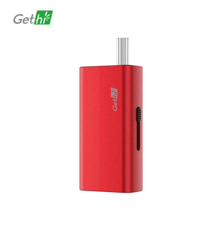 New Arrival Gethi G6 Dry Herb Vaporizer
