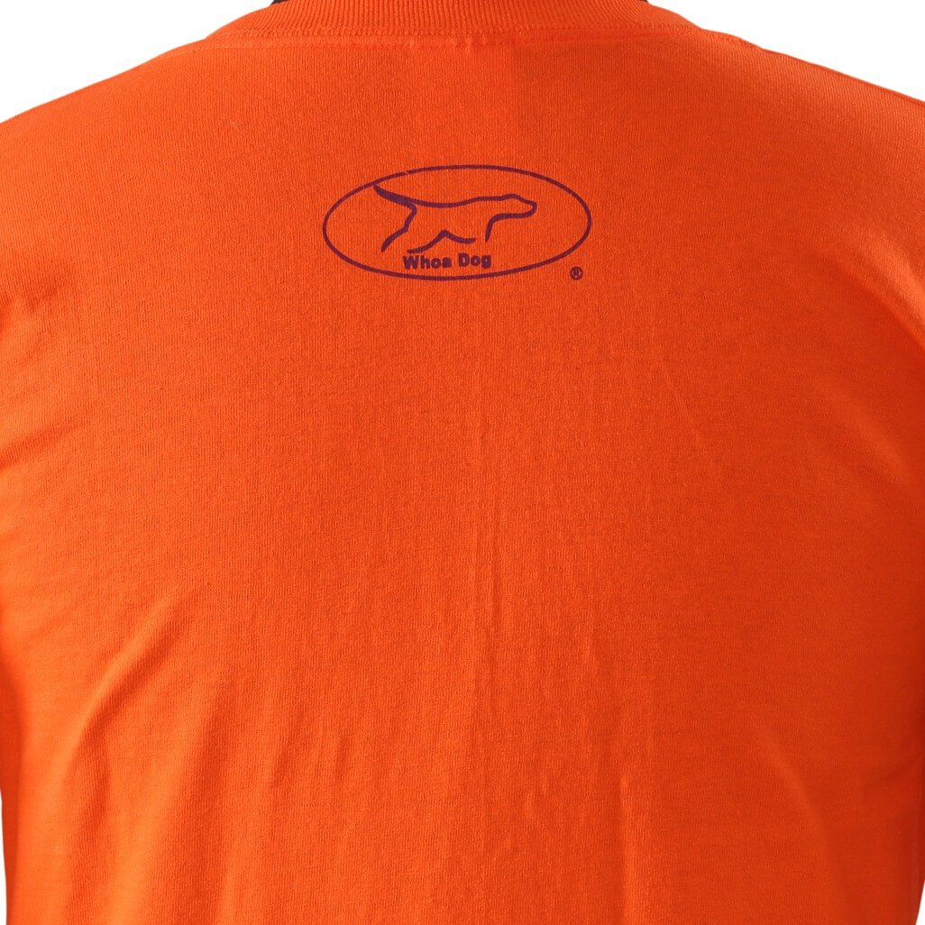 Classic Whoa Dog's Oval T-Shirt