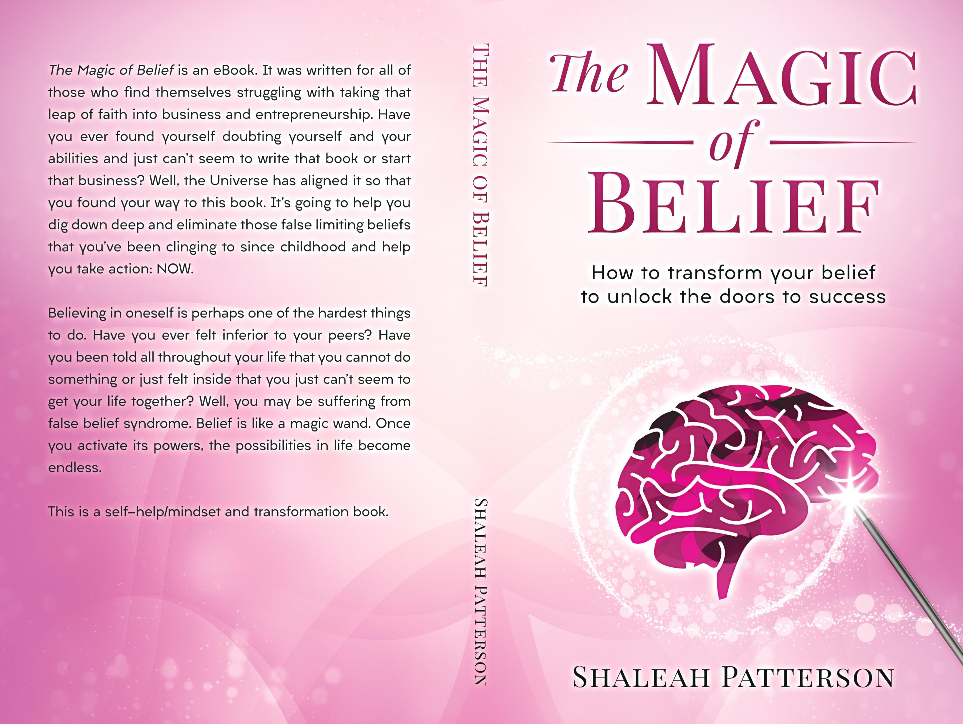 The Magic of Belief (eBook)
