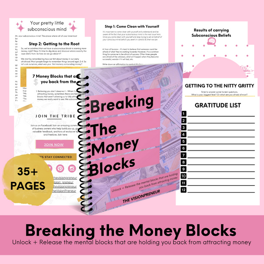 Breaking the Money Blocks (eBook)