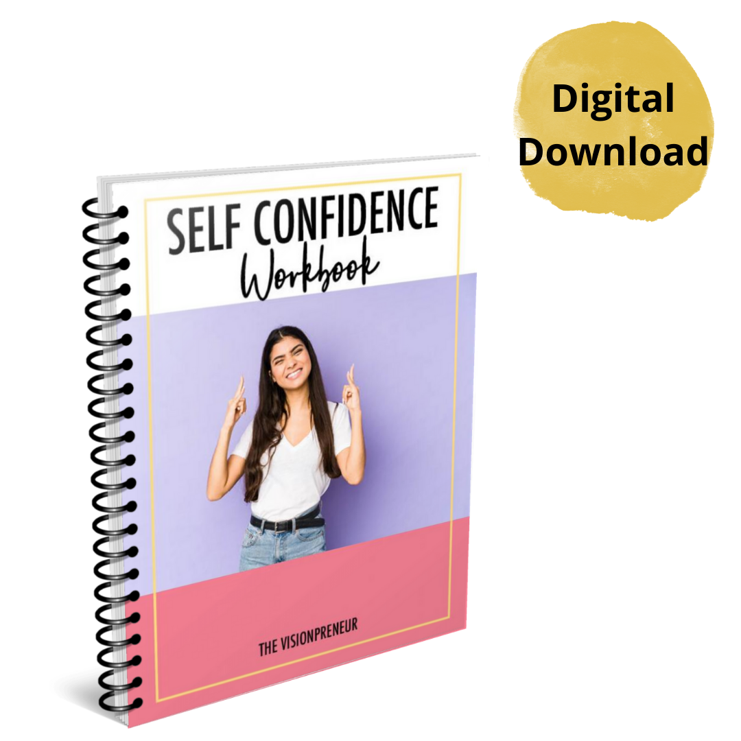 Self Confidence Workbook (Digital Download)