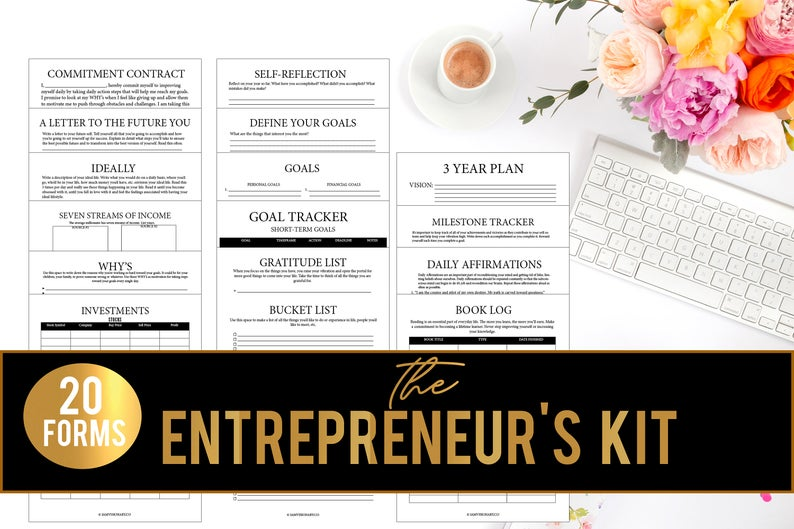 Entrepreneur's Kit (Digital Download)