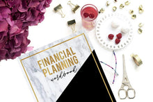 Financial Planning Workbook (Digital Download)