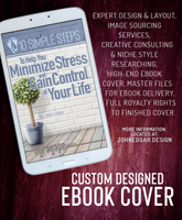 Custom Ebook Cover Design