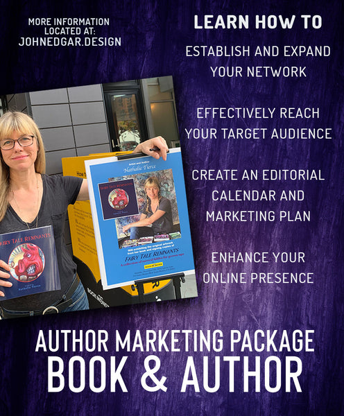 Author Marketing Package: Book & Author
