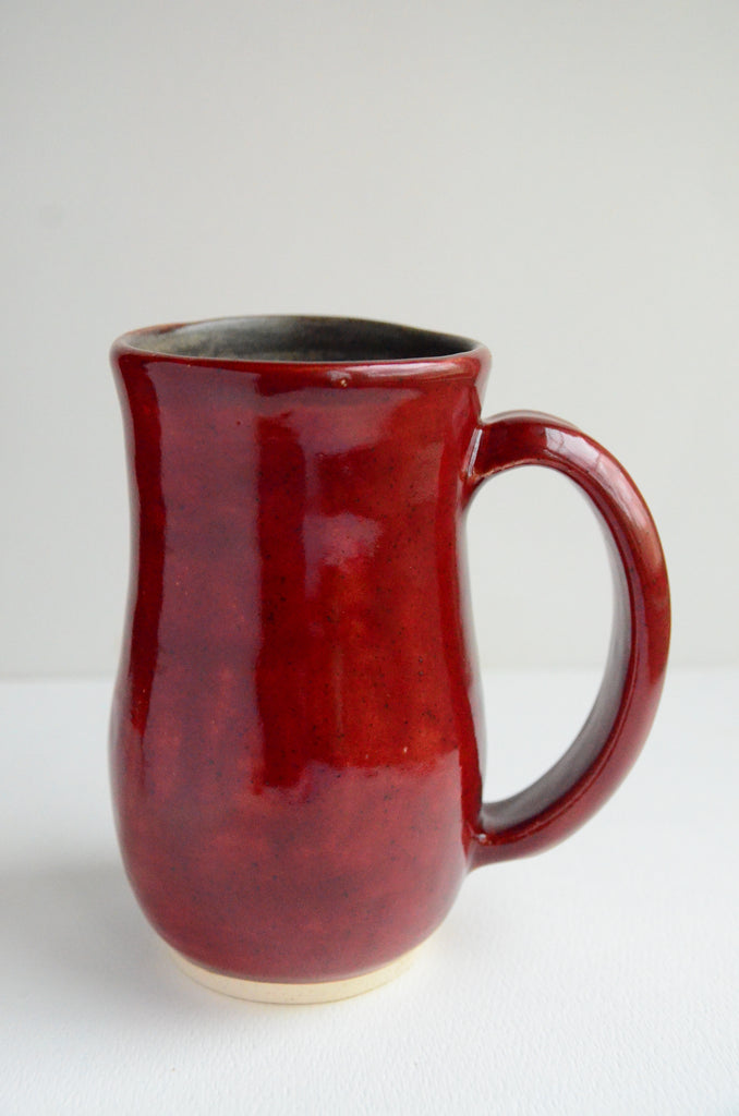 *PREORDER* Firebrick Red Chicken Mug