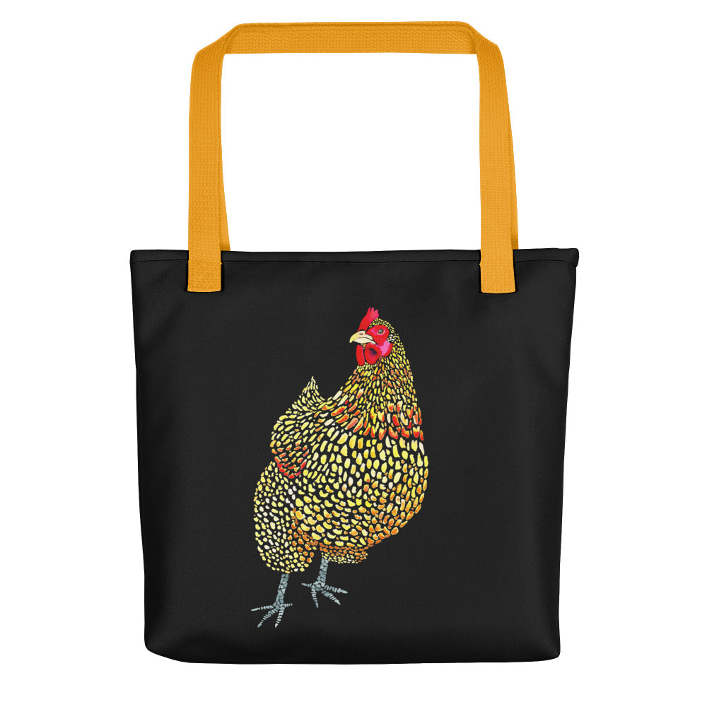 Orpington Chicken Tote