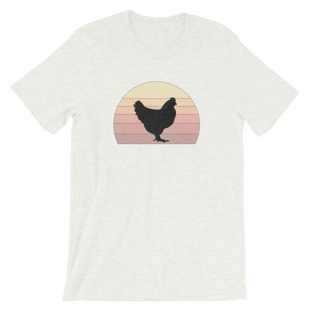 Sunrise Chicken Tee